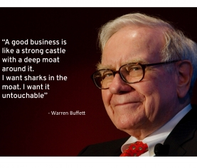 Mr Warren Buffett, is the Beach your new Moat?